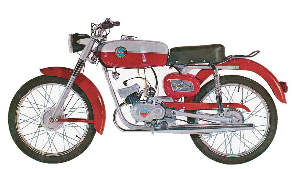 Motobi Sprint 4V Benell17
