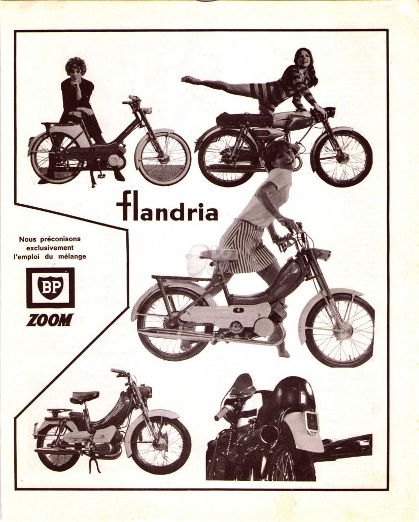 Qui connaît Flandria Alouette ? Flandr24