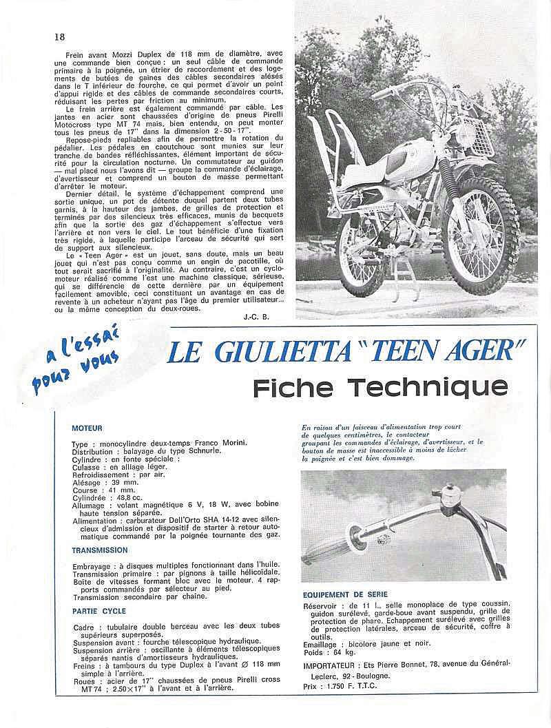 nouvel adepte du cyclo Giulie14