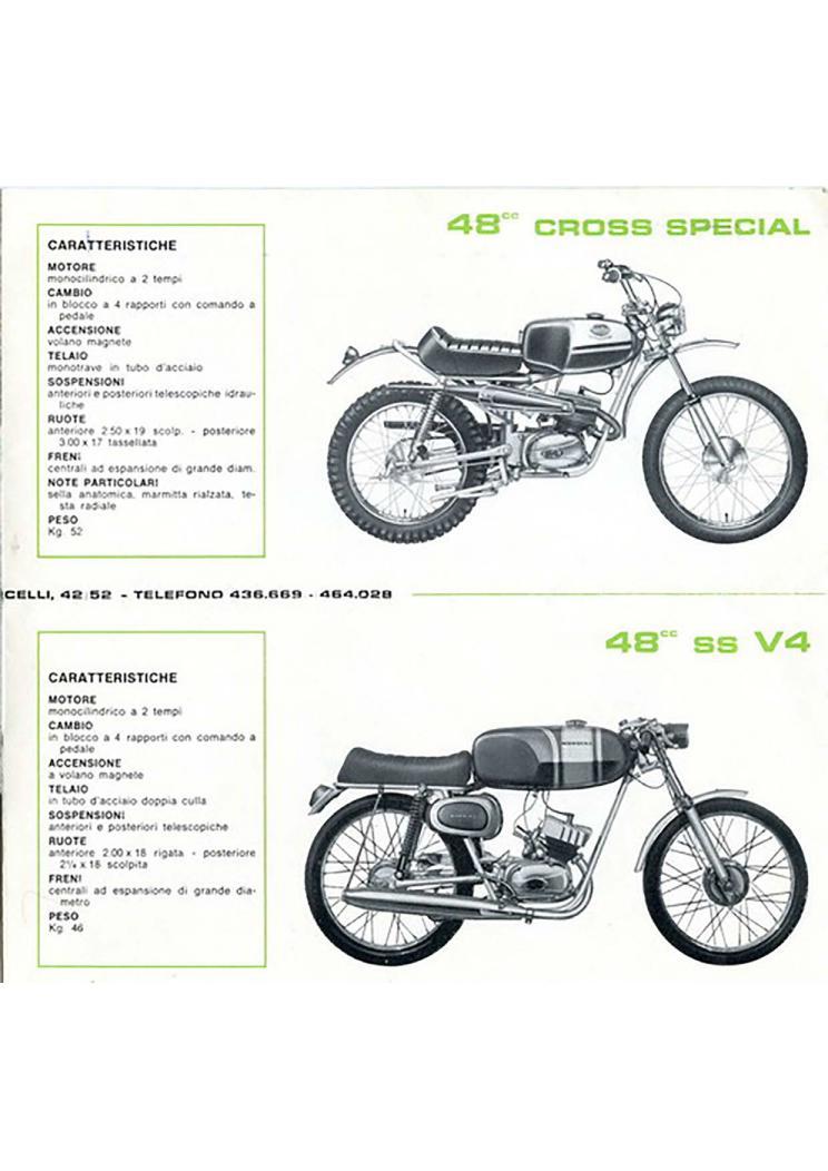 Documents sur Mondial 50cc Franco Morini. Mondia11