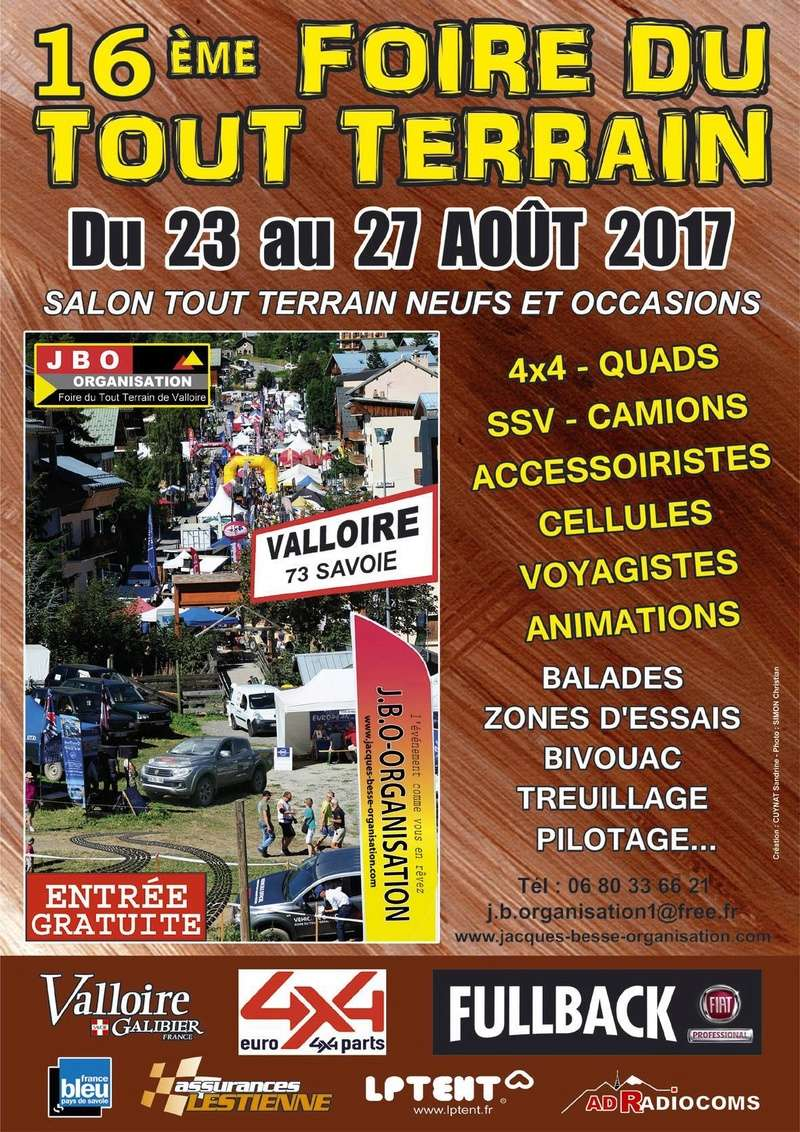 Salone di Valloire 2017  Valloi10