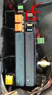 [ BMW E34 525 tds an 1995 ] A quoi servent ces fusibles ? Photo_10