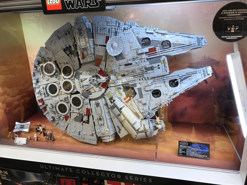 A l'attrait de l'anneau - tu dois resister - Nouveau Faucon Lego Img_2116