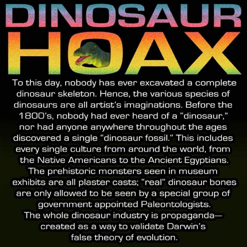 Dinosaur Hoax - Dinosaurs Never Existed! - Page 3 20664410