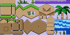 Shikaternia's Tileset Pack Adapted for Mario Builder [83 Tilesets] Beach_11