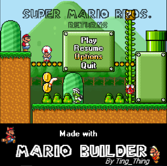 Super Mario Bros. Returns [Demo Avaliable to download.] Smbr_m12
