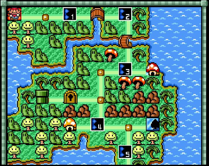 Super Mario Bros. Returns [Demo Avaliable to download.] Smbr_w10
