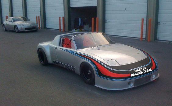 Porsche drôle/insolite - Page 2 914_1510