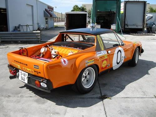 Porsche drôle/insolite 914_510