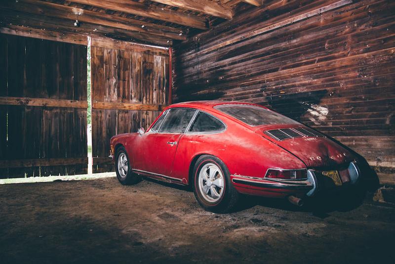 Photos de Porsche à restaurer - Page 11 Porsch27