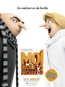 Animation, Aventure, Comédie: MOI, MOCHE ET MÉCHANT 3 (2017) - VO - Prochainement en Français ici. 68ca3710