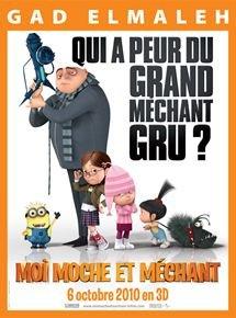 Animation: MOI, MOCHE ET MÉCHANT (2010) B9772310