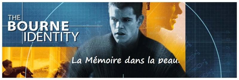 Saga: Action, Thriller, Espionnage, Aventure:  JASON BOURNE - [2002 - 2016] Bourne10