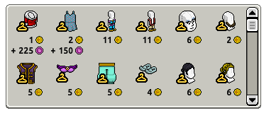 [ALL] Nuovi Look Bazaar in Catalogo su Habbo! Scherm20