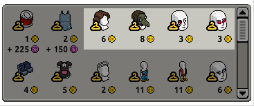 [ALL] Inseriti i nuovi Look Habboween in Catalogo su Habbo! Scherm66