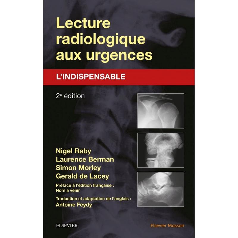 [Nouveau Août 2017] Lecture radiologique aux urgences - l'indispensable 2eme édition  Lectur10