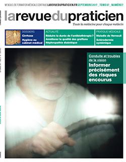 Revue du praticien septembre 201 Som-rd10