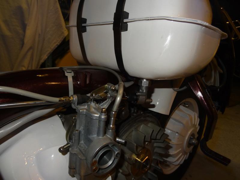 Lambretta SX200 replica project - Page 3 Dsc06211