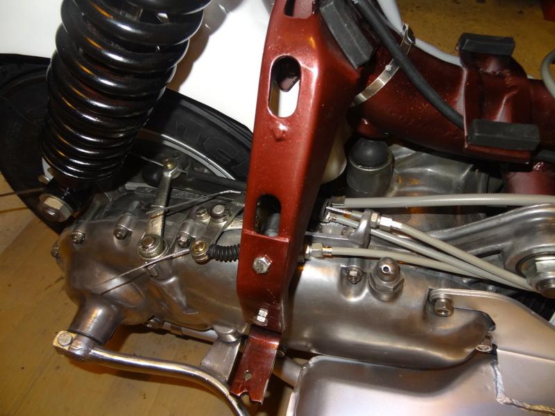 Lambretta SX200 replica project - Page 3 Dsc06216