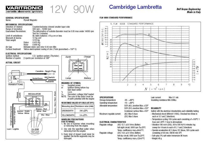 Lambretta SX200 replica project - Page 3 Vari111