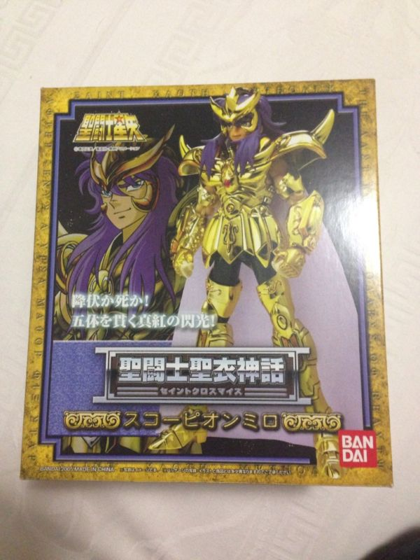 MYTH - Saint Seiya myth cloth gold e hades Img_7311