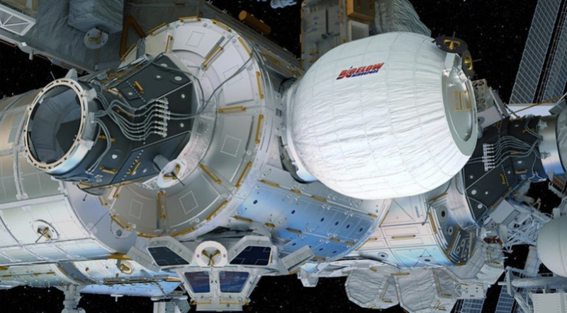 [ISS] Installation et suivi du module BEAM (Bigelow Expandable Activity Module)  - Page 9 114