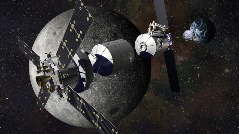 Lockheed Martin et son DSG (Deep Space Gateway)    137