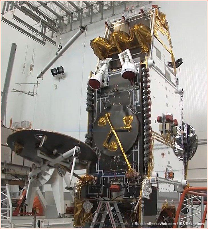 Proton-M (Blagovest 11L) - 16.08.2017 - Page 2 155