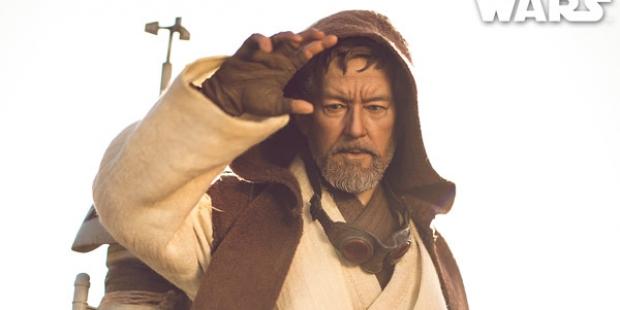 Figurine Obi-Wan Kenobi au 1:6 - Sideshow 175