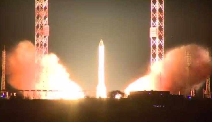 Proton-M (AsiaSat-9) - 28.09.2017 Scree160