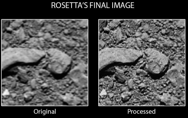 Rosetta : Mission autour de la comète 67P/Churyumov-Gerasimenko  - Page 33 Scree166
