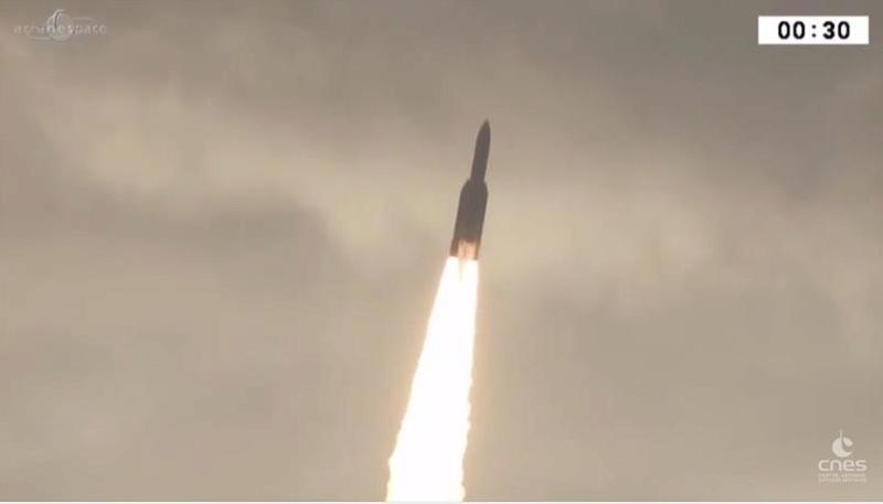 Ariane 5 VA238 (Hellas-Sat 3 / GSAT 17) - 28.06.2017  [Succès] - Page 2 Screen14