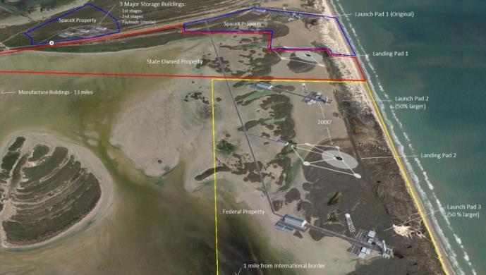 [SpaceX] Actualités et développements de la Falcon Heavy - Page 17 Screen99