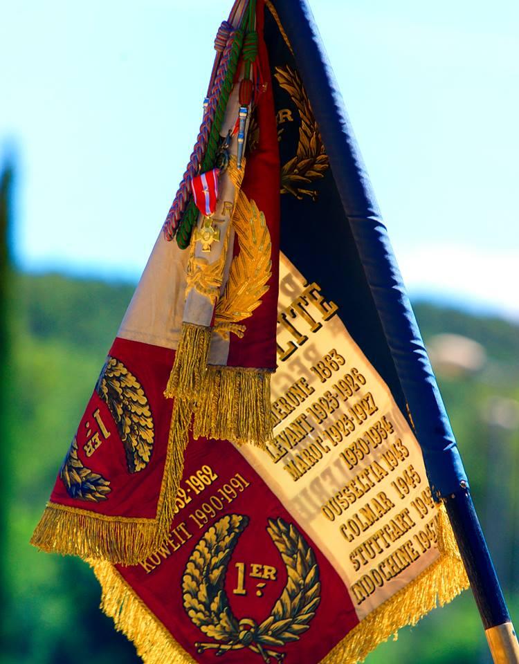 croix de la valeur militaire avec étoile d'argent. 19601411