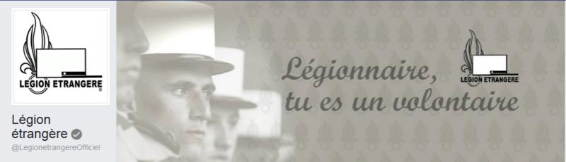 Régiments et unités composant la Légion étrangère Legion10