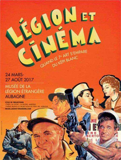 EXPOSITION LA LEGION ET LE CINEMA Legion11
