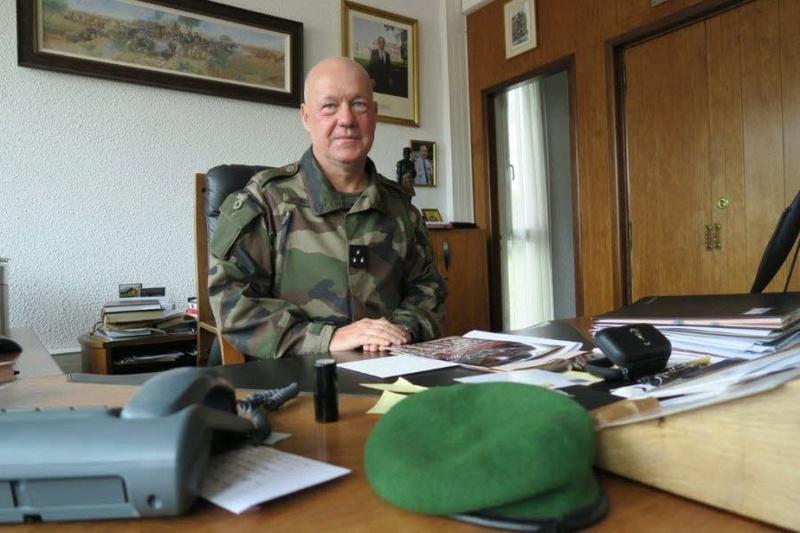 « La Légion étrangère va remarquablement bien » Pour-j10