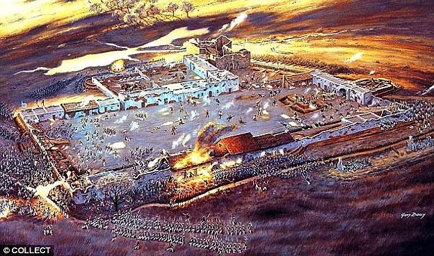 [CR] Alamo, Blood of Noble Men 14145412
