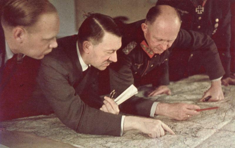 [CR] The Caucasus Campaign (GMT Games) : Drang Nacht Caucasus ! Adolf-10