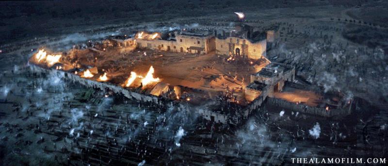 [CR] Alamo, Blood of Noble Men Battle12