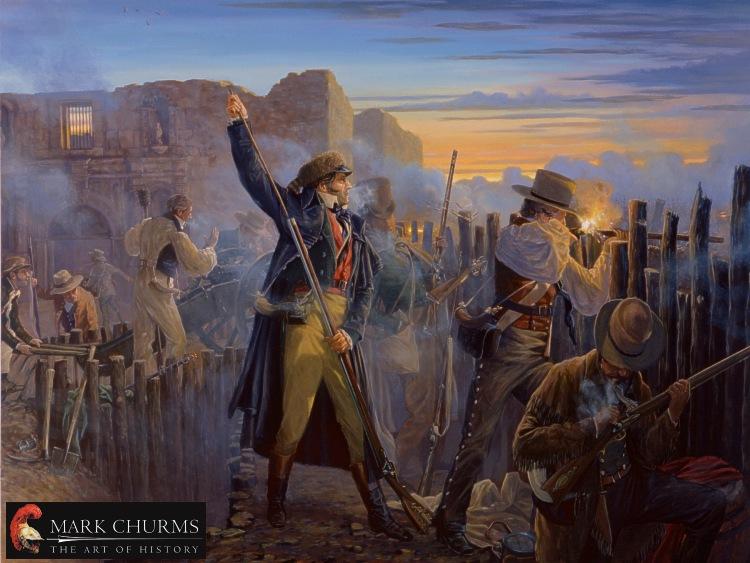 [CR] Alamo, Blood of Noble Men Crocke11
