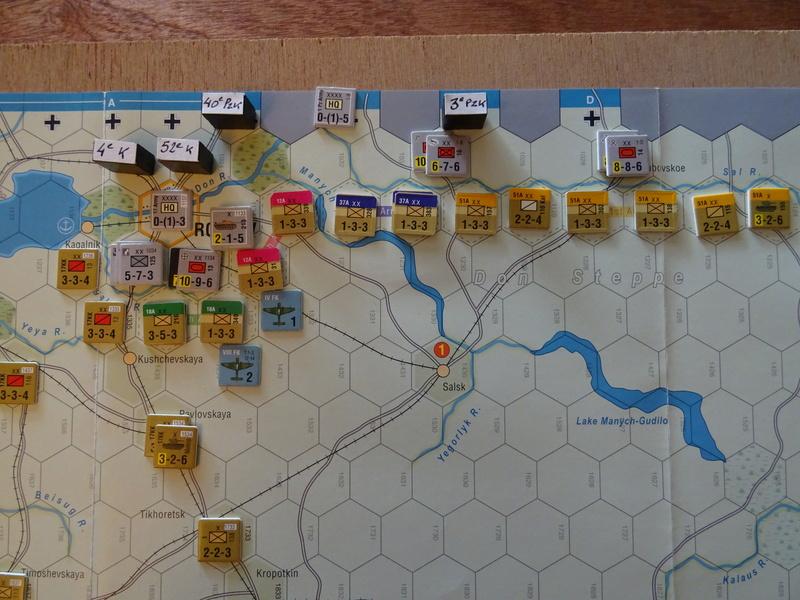[CR] The Caucasus Campaign (GMT Games) : Drang Nacht Caucasus ! Dsc01817