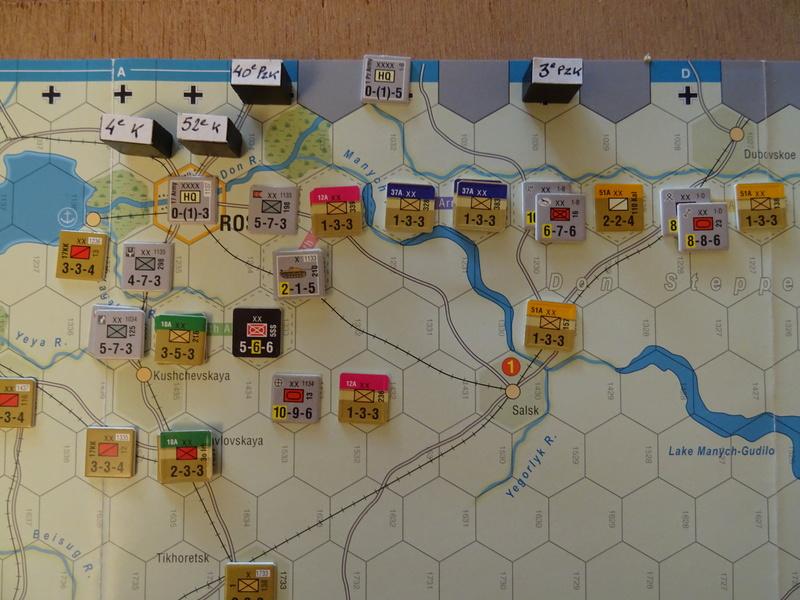 [CR] The Caucasus Campaign (GMT Games) : Drang Nacht Caucasus ! Dsc01818