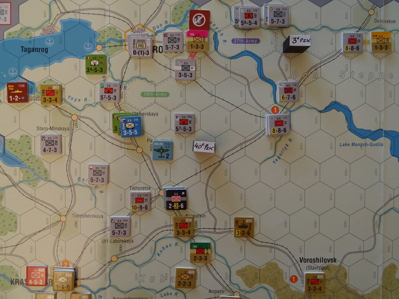 [CR] The Caucasus Campaign (GMT Games) : Drang Nacht Caucasus ! Dsc01826