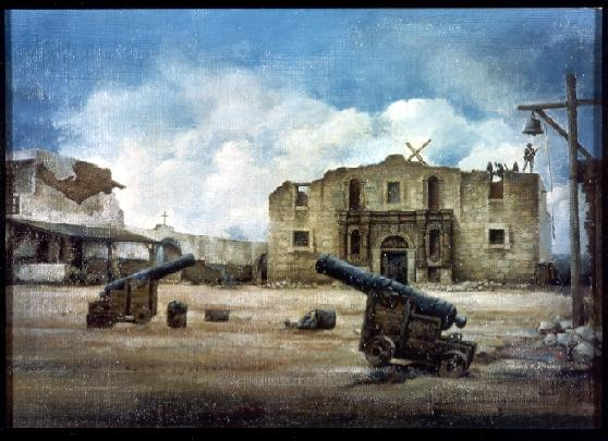 [CR] Alamo, Blood of Noble Men Ggggg10