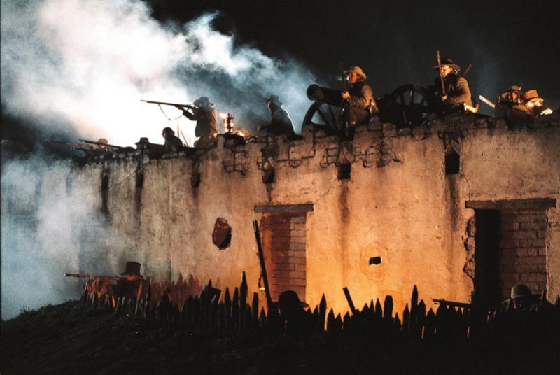 [CR] Alamo, Blood of Noble Men The-al12