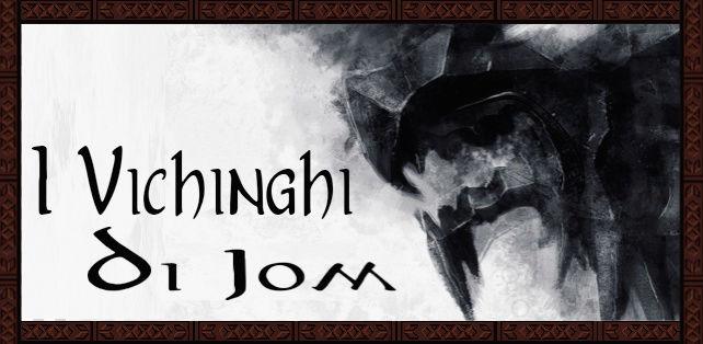 I Vichinghi di Jom - RPG