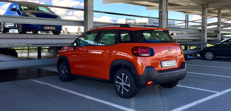 2017 - [Citroën] C3 Aircross [A88] - Page 5 Img_3810