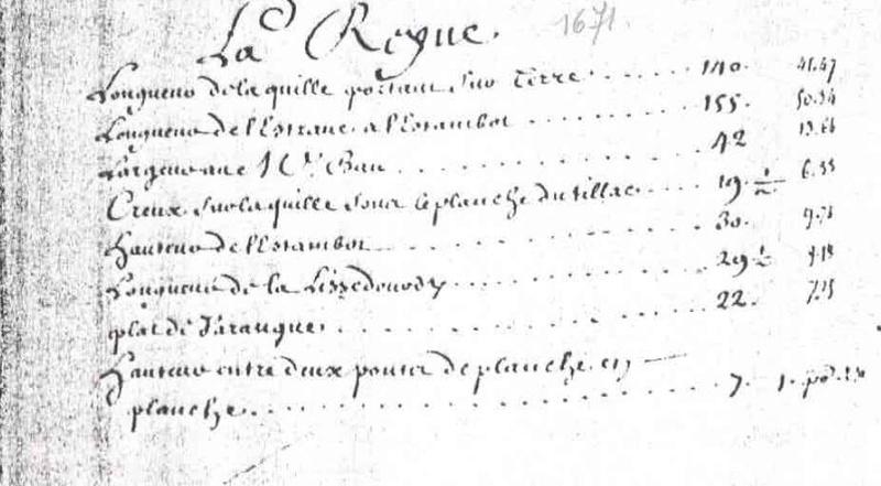 La Reine - vaisseau de premier rang au 1/90 ème - Page 2 Coulom10