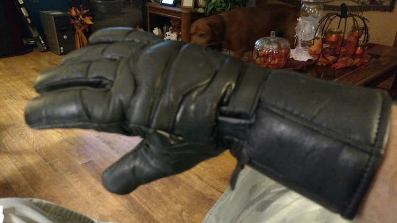 New Thinsulate Gloves to Stop Sleeve Wind Right_10